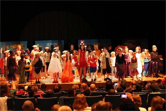 "Lost River Elementary presents ""Little Mermaid"""