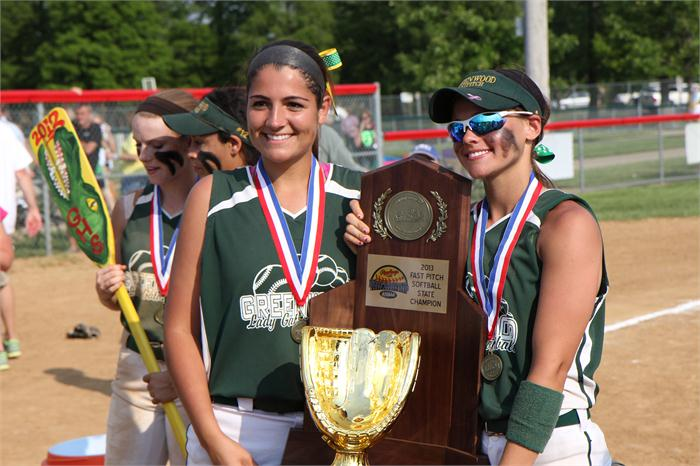 Greenwood in state softball tournament