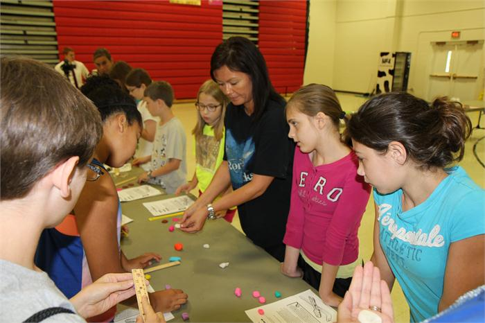 CSI Camp at Rich Pond Elementary
