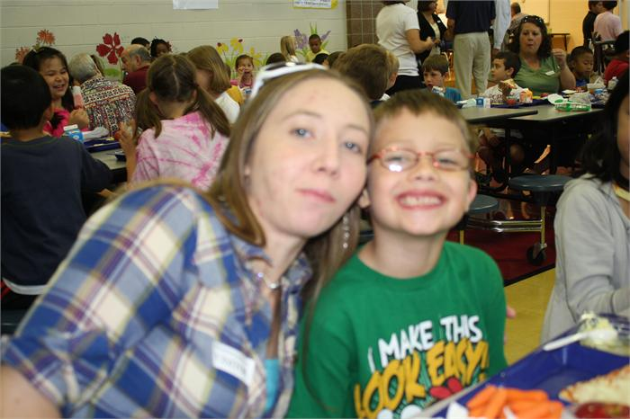 Grandparents Day Lunch