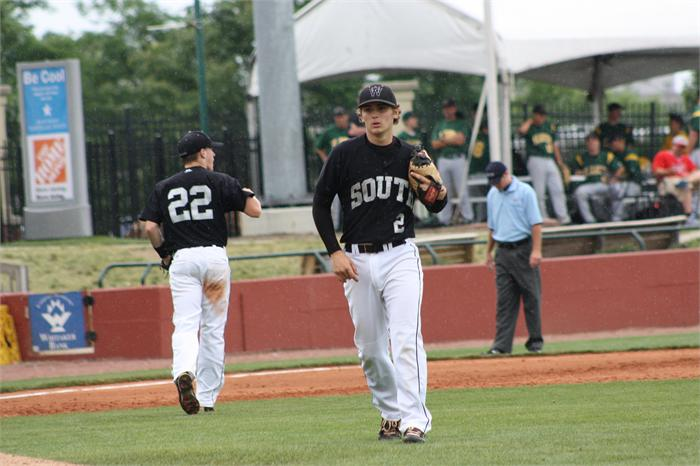 South Warren baseball in state tournament
