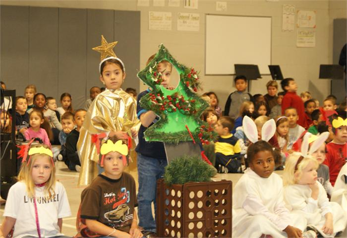 "Lost River presents ""The Littlest Christmas Tree"""