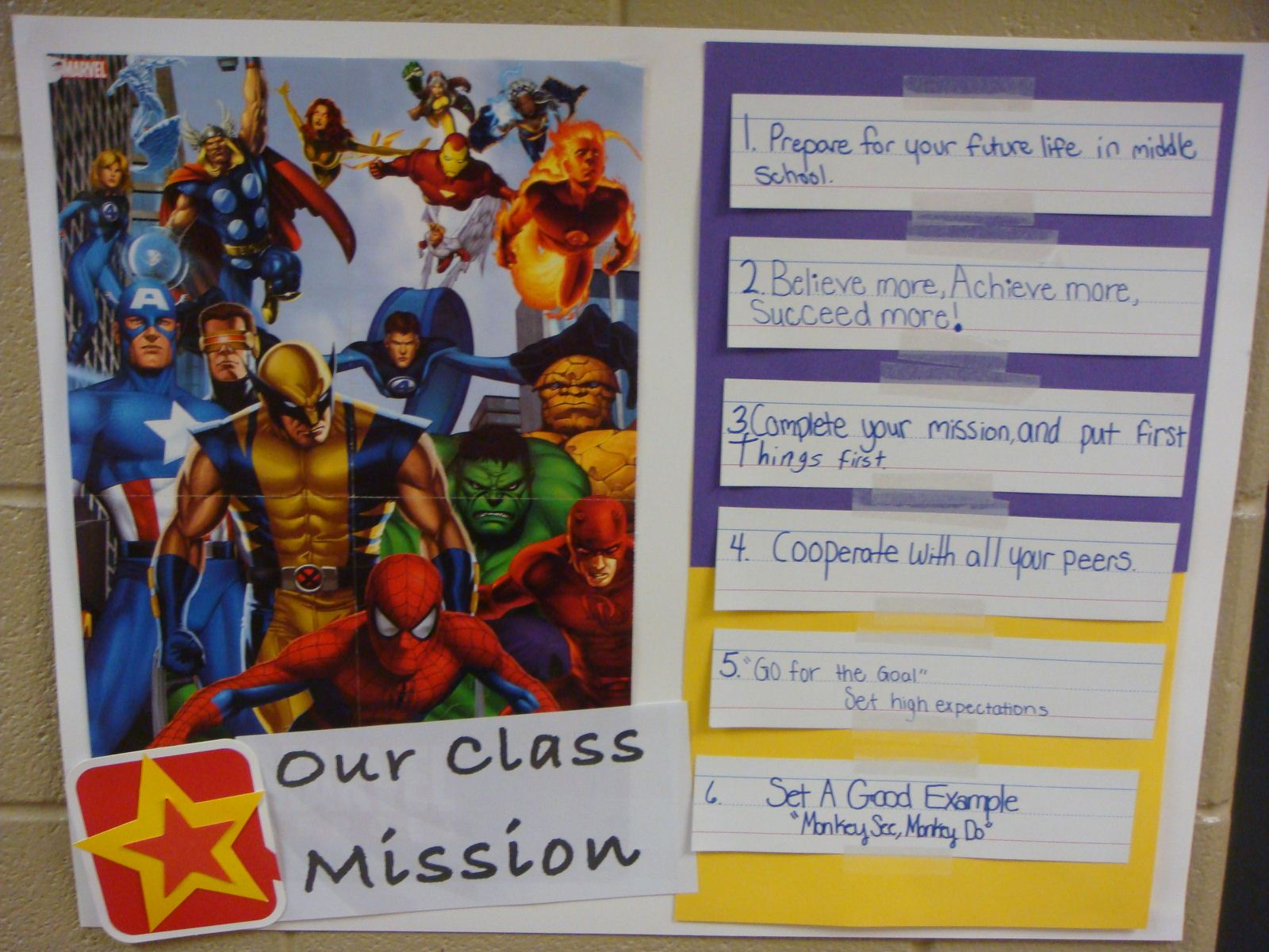 alvaton elementary about mission statements making a mission 2nd grade 3rd grade 4th grade