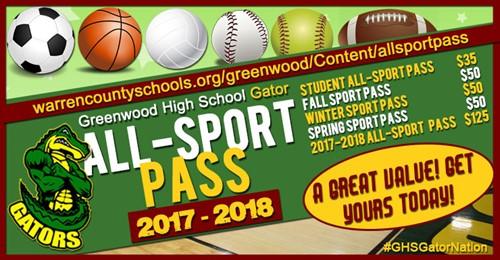 Greenwood Gator Athletics - Greenwood High School