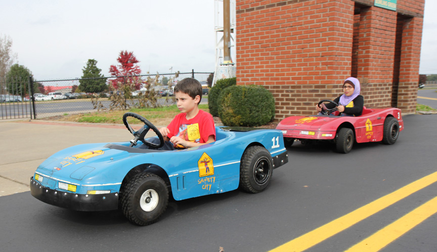 Fun, learning mix at Safety City - Warren County Public Schools