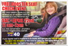 Booster Seat Event