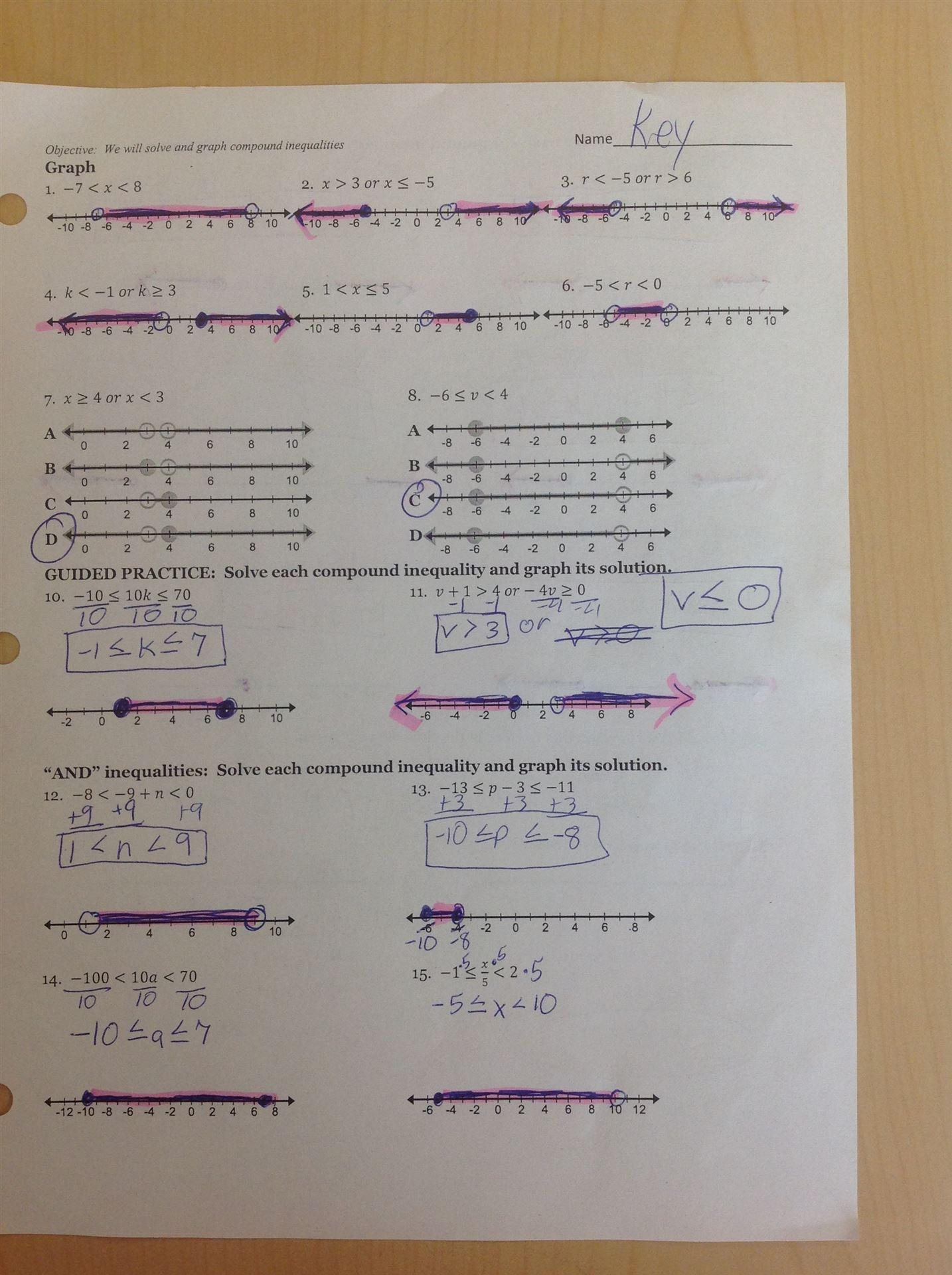Beautiful Pre Algebra Homework Answers Ornament General Worksheet